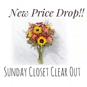 🍁Closet Clear Out🍂Today Only🍁
